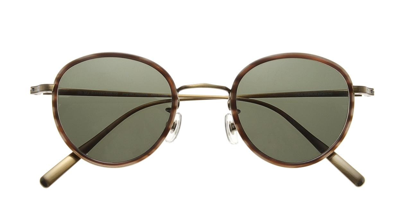 Oh My Glasses TOKYO Raymond omg-065-5-45-Sun [鯖江産/ボストン]  3