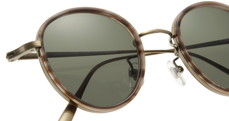 Oh My Glasses TOKYO Raymond omg-065-5-45-Sun [鯖江産/ボストン]  4