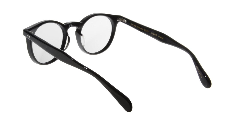 Oh My Glasses TOKYO Richard omg-049-1-48-Sun [鯖江産/ボストン]  2