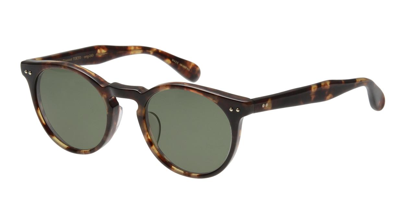 Oh My Glasses TOKYO Richard omg-049-2-48-Sun [鯖江産/ボストン]