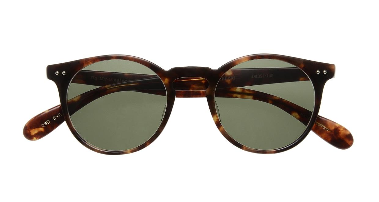 Oh My Glasses TOKYO Richard omg-049-2-48-Sun [鯖江産/ボストン]  3