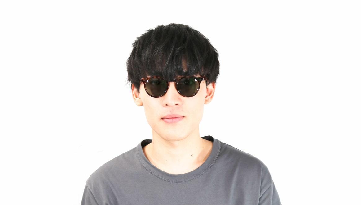 Oh My Glasses TOKYO Richard omg-049-2-48-Sun [鯖江産/ボストン]  6