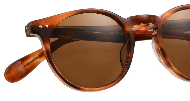 Oh My Glasses TOKYO Richard omg-049-3-48-Sun [鯖江産/ボストン]  4