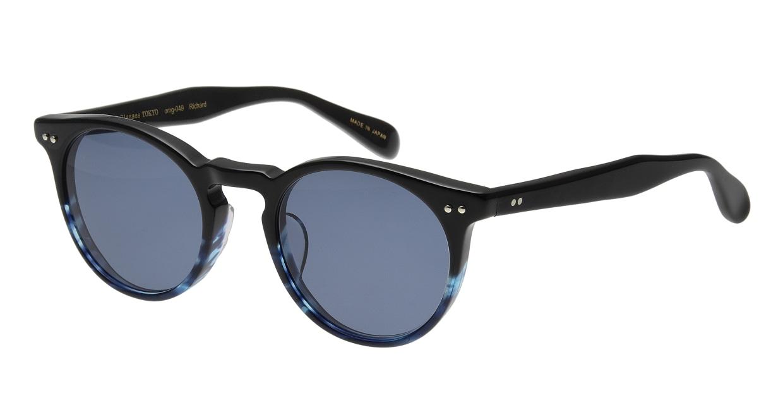 Oh My Glasses TOKYO Richard omg-049-6-48-Sun [鯖江産/ボストン]
