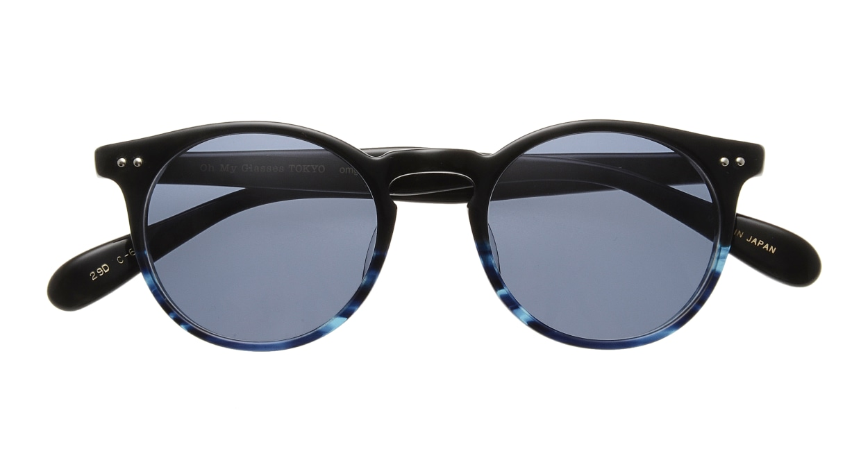 Oh My Glasses TOKYO Richard omg-049-6-48-Sun [鯖江産/ボストン]  3