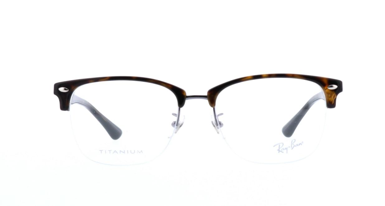 レイバン RX5357TD-2012-55 [ハーフリム/ウェリントン/べっ甲柄]