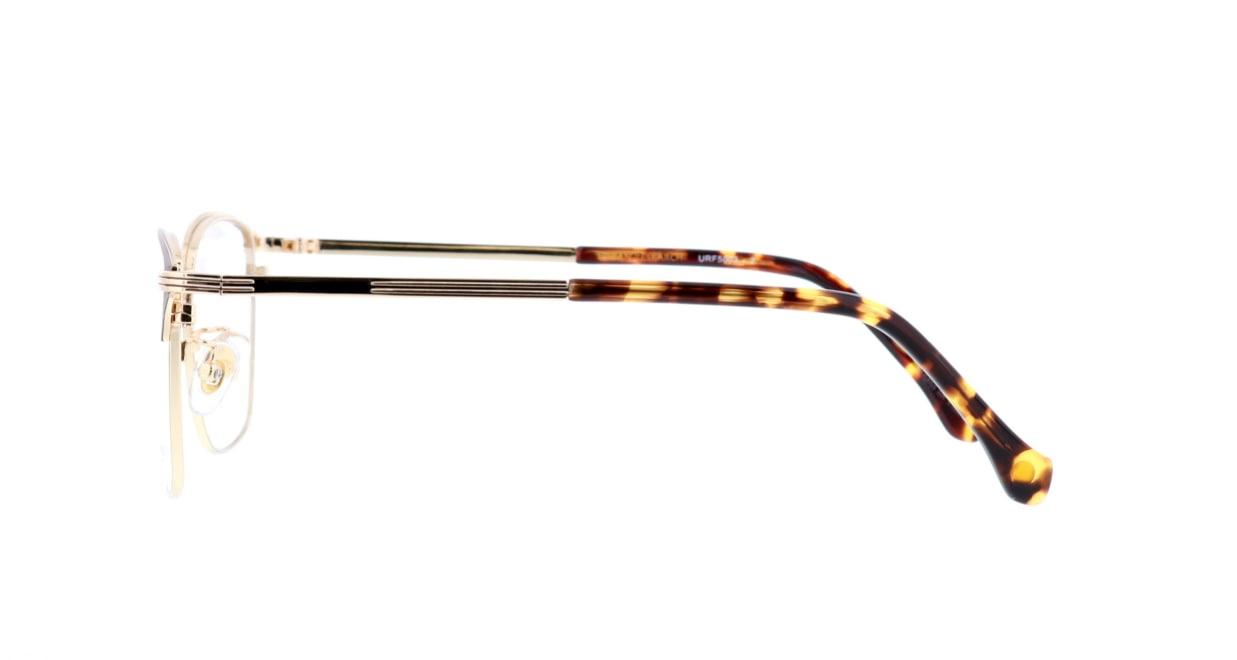 アーバンリサーチギフトレーベル URF-5003-2 [メタル/ウェリントン/茶色]  2