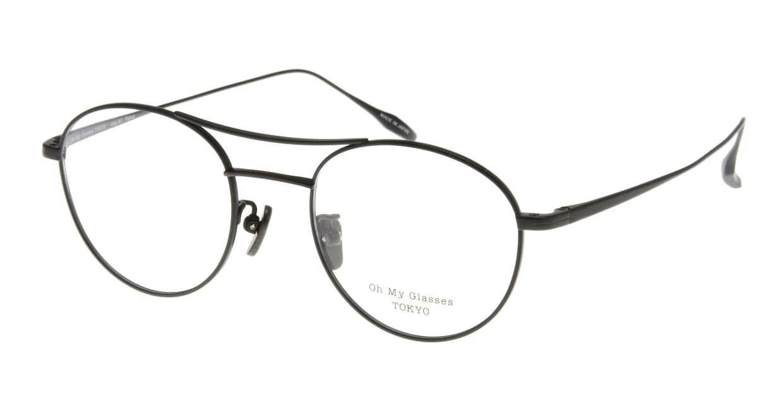 Oh My Glasses TOKYO Patrick omg-087-1-47 [メタル/鯖江産/丸メガネ]