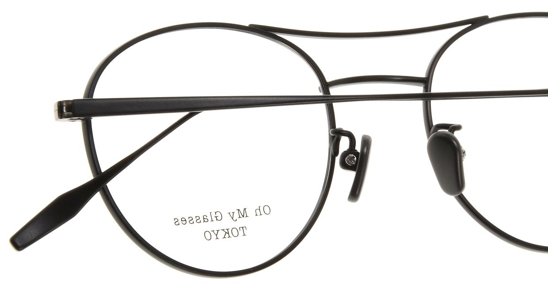 Oh My Glasses TOKYO Patrick omg-087-1-47 [メタル/鯖江産/丸メガネ]  4