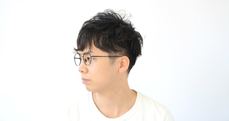 Oh My Glasses TOKYO Patrick omg-087-1-47 [メタル/鯖江産/丸メガネ]  6