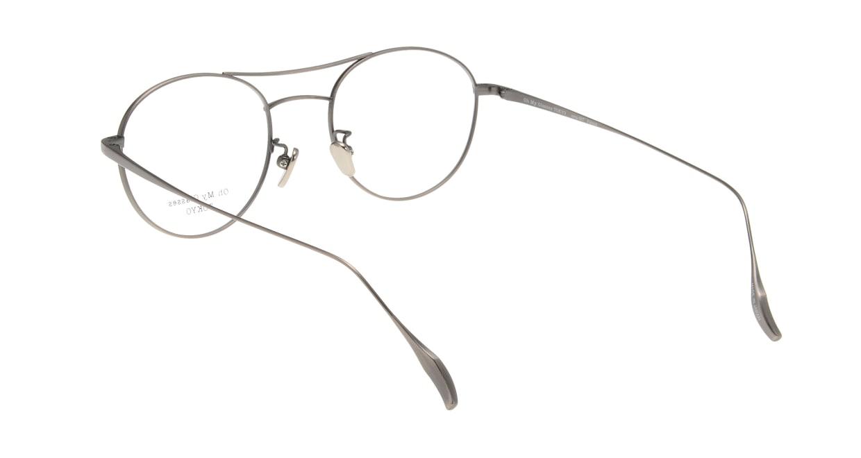 Oh My Glasses TOKYO Patrick omg-087-4-47 [メタル/鯖江産/丸メガネ/茶色]  2