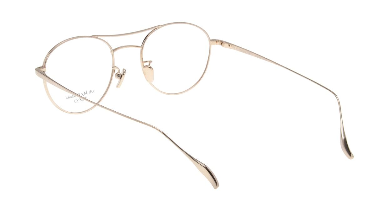 Oh My Glasses TOKYO Patrick omg-087-5-47 [メタル/鯖江産/丸メガネ/べっ甲柄]  2