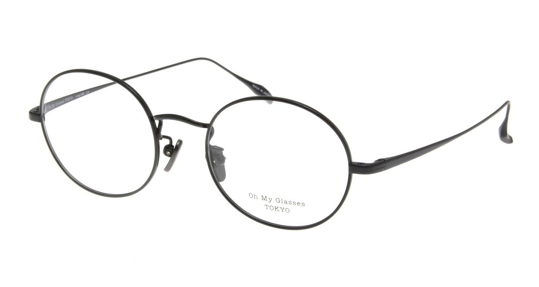 Oh My Glasses TOKYO Lia omg-088-1-48 [メタル/鯖江産/丸メガネ]