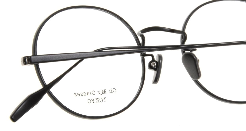 Oh My Glasses TOKYO Lia omg-088-1-48 [メタル/鯖江産/丸メガネ]  4