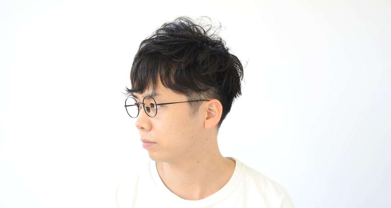 Oh My Glasses TOKYO Lia omg-088-1-48 [メタル/鯖江産/丸メガネ]  6