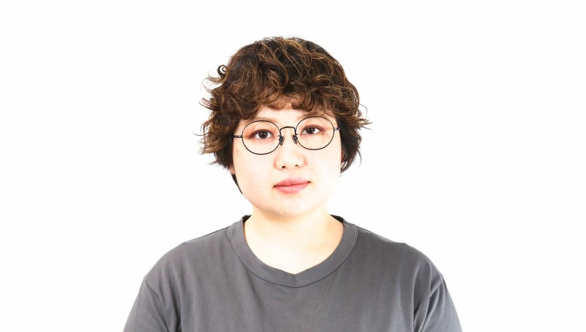 Oh My Glasses TOKYO Lia omg-088-1-48 [メタル/鯖江産/丸メガネ]  7