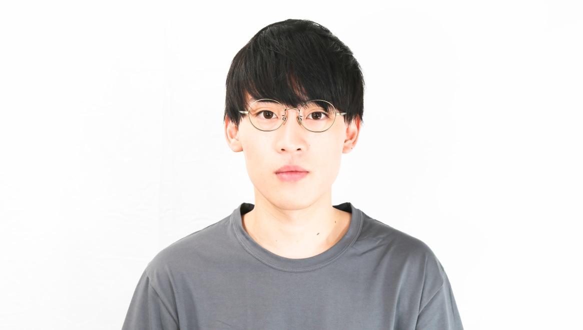 Oh My Glasses TOKYO Lia omg-088-2-48 [メタル/鯖江産/丸メガネ/ゴールド]  5