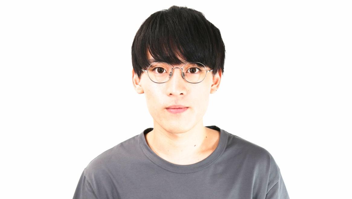 Oh My Glasses TOKYO Lia omg-088-3-48 [メタル/鯖江産/丸メガネ/シルバー]  5