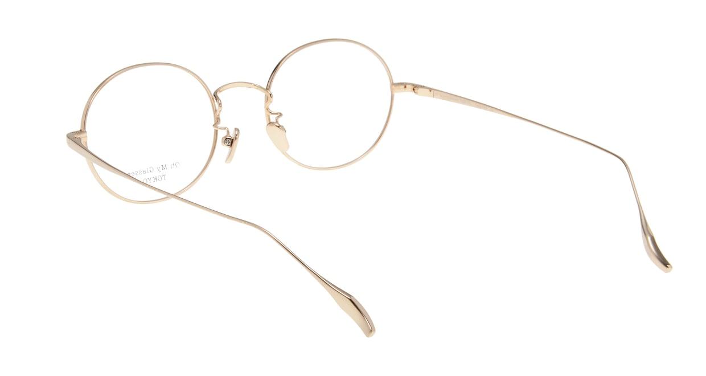 Oh My Glasses TOKYO Lia omg-088-5-48 [メタル/鯖江産/丸メガネ/べっ甲柄]  2