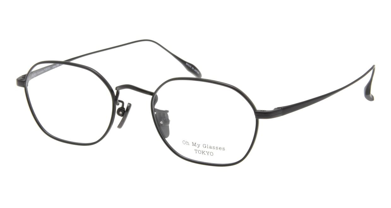 Oh My Glasses TOKYO Reggie omg-089-1-47 [メタル/鯖江産/スクエア]