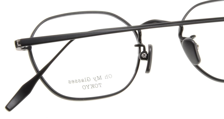 Oh My Glasses TOKYO Reggie omg-089-1-47 [メタル/鯖江産/スクエア]  4