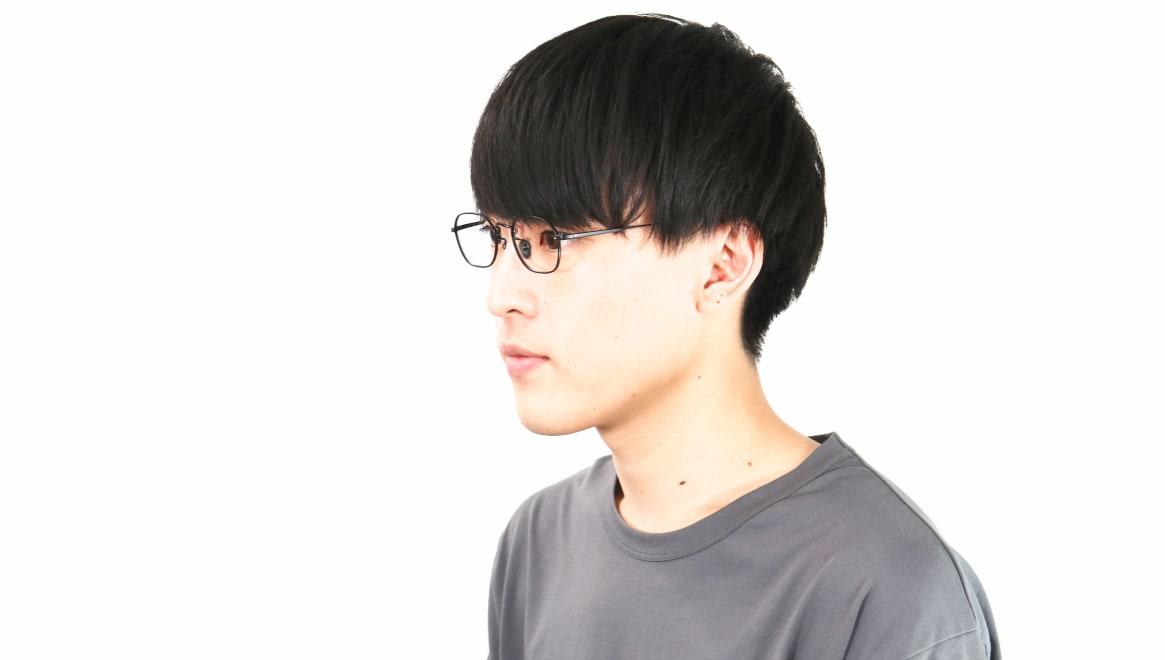 Oh My Glasses TOKYO Reggie omg-089-1-47 [メタル/鯖江産/スクエア]  6