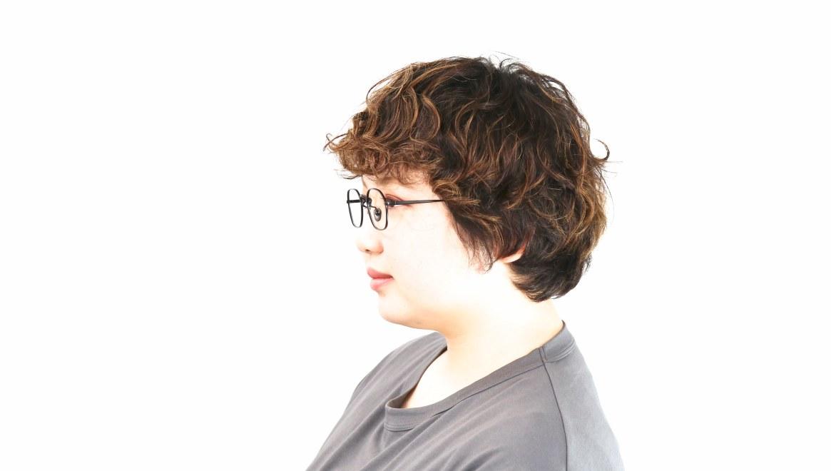 Oh My Glasses TOKYO Reggie omg-089-1-47 [メタル/鯖江産/スクエア]  8