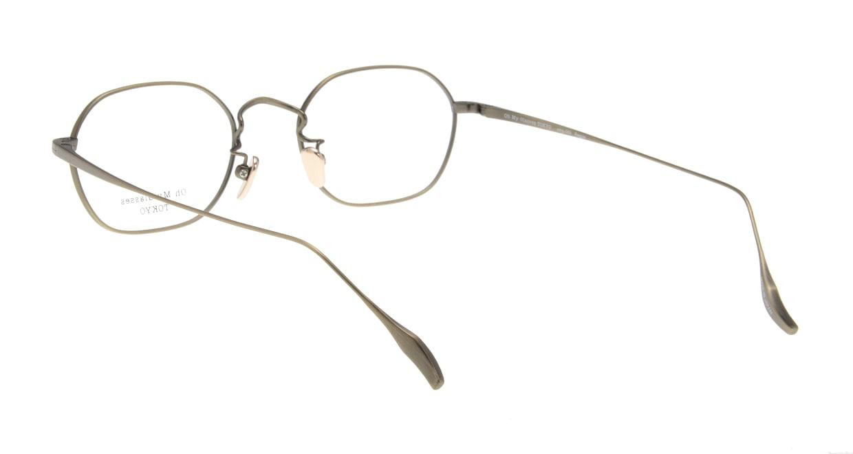 Oh My Glasses TOKYO Reggie omg-089-2-47 [メタル/鯖江産/スクエア/ゴールド]  2