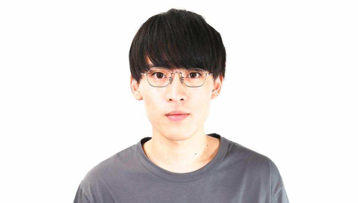 Oh My Glasses TOKYO Reggie omg-089-3-47 [メタル/鯖江産/スクエア/シルバー]  5