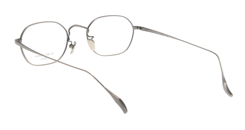 Oh My Glasses TOKYO Reggie omg-089-4-47 [メタル/鯖江産/スクエア/茶色]  2
