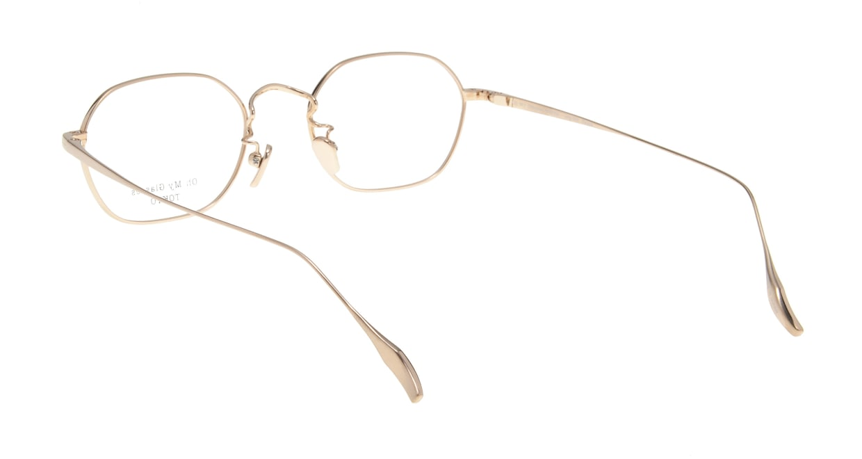 Oh My Glasses TOKYO Reggie omg-089-5-47 [メタル/鯖江産/スクエア/べっ甲柄]  2