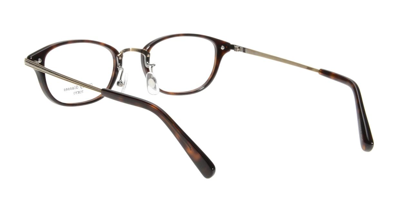 Oh My Glasses TOKYO Scott omg-091-20-12 [鯖江産/スクエア/べっ甲柄]  2