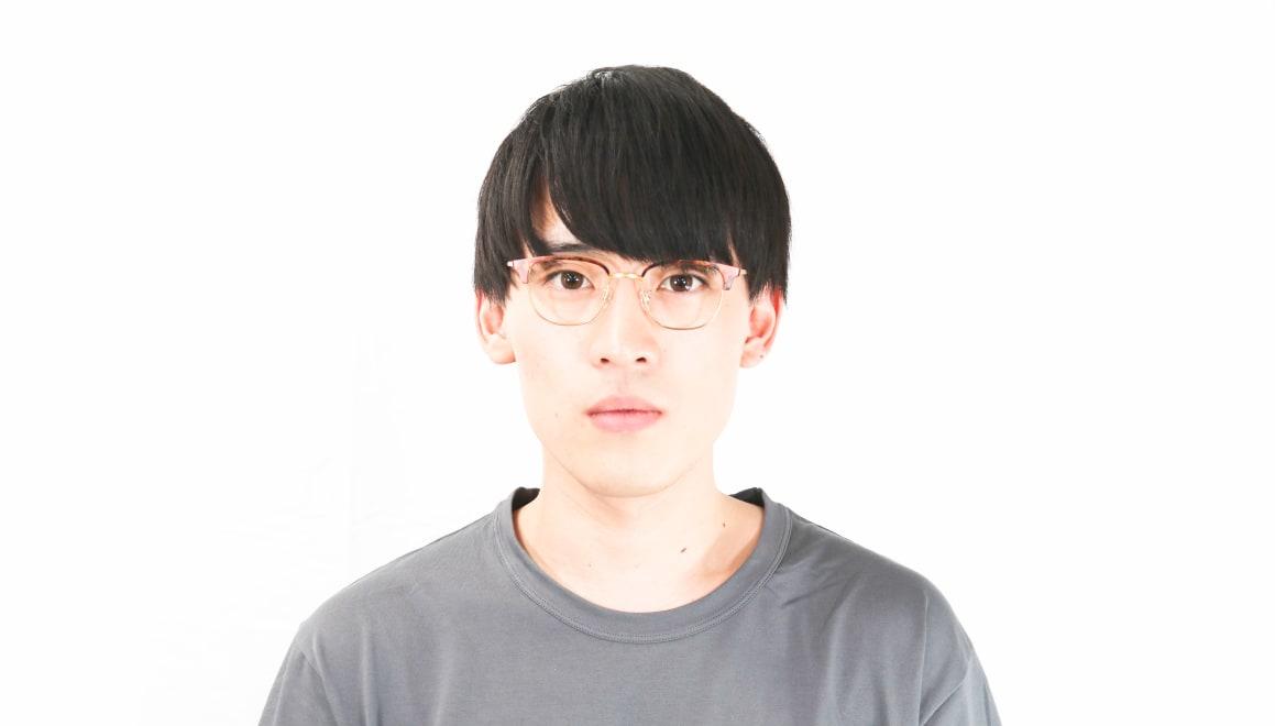 Oh My Glasses TOKYO Mike omg-092-8-47 [メタル/鯖江産/ウェリントン/べっ甲柄]  6