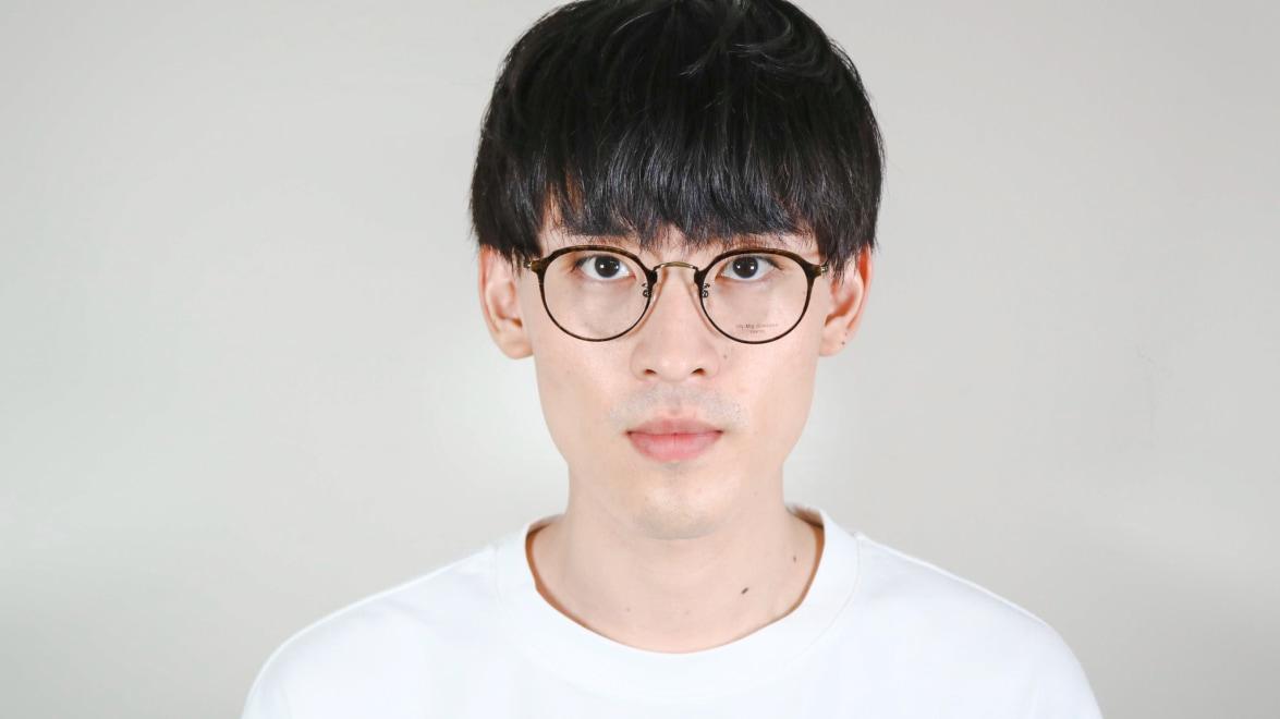 Oh My Glasses TOKYO Zoe omg-093-5-49 [メタル/鯖江産/丸メガネ/べっ甲柄]  6