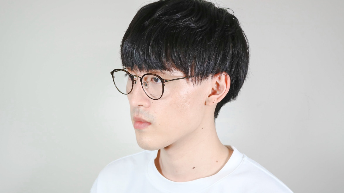 Oh My Glasses TOKYO Zoe omg-093-5-49 [メタル/鯖江産/丸メガネ/べっ甲柄]  7