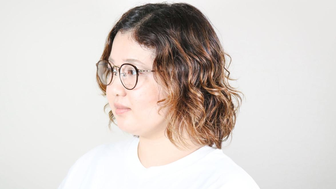Oh My Glasses TOKYO Zoe omg-093-5-49 [メタル/鯖江産/丸メガネ/べっ甲柄]  9