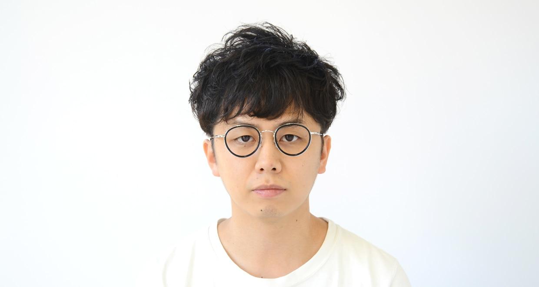 Oh My Glasses TOKYO Spencer omg-094-1-48 [黒縁/鯖江産/丸メガネ]  5