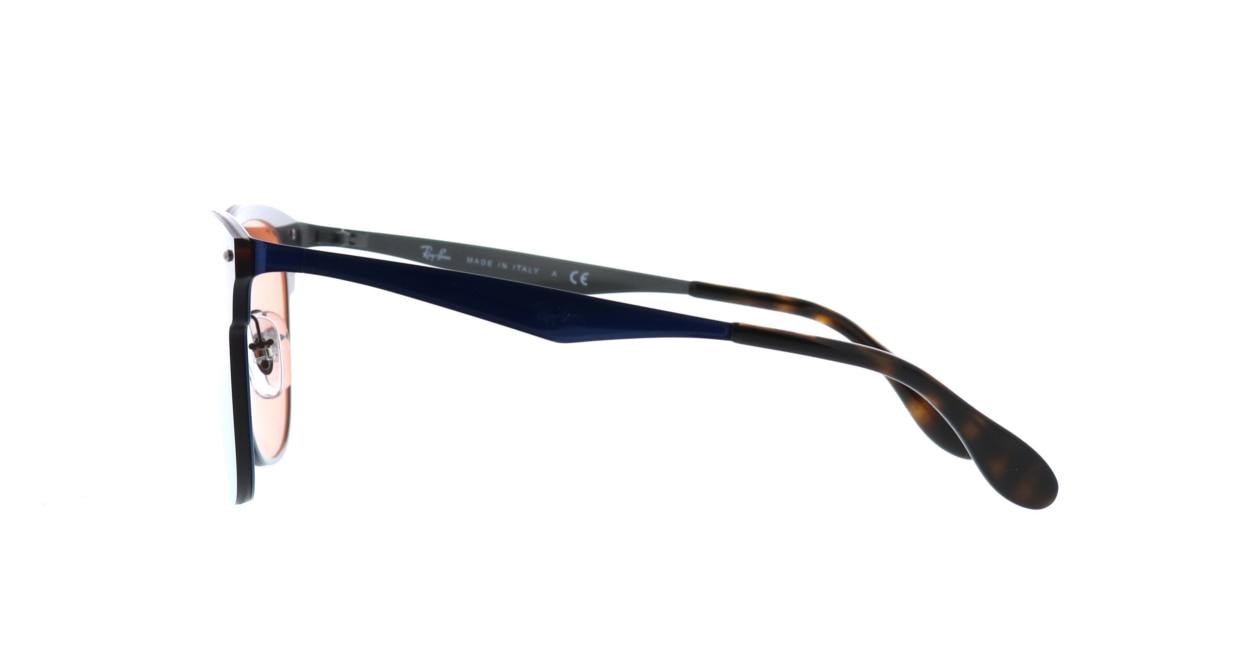 レイバン BLAZE CLUBMASTER RB3576N-90377J-47 [メタル/なし/ウェリントン]  2