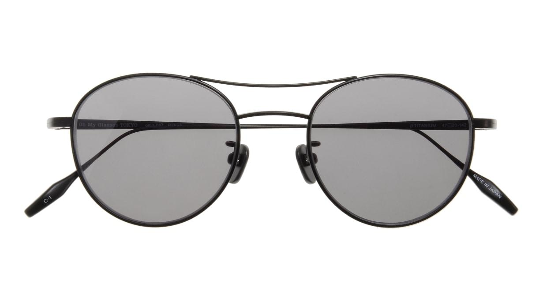 Oh My Glasses TOKYO Patrick omg-087-1-47-sun [メタル/鯖江産/ボストン]  3