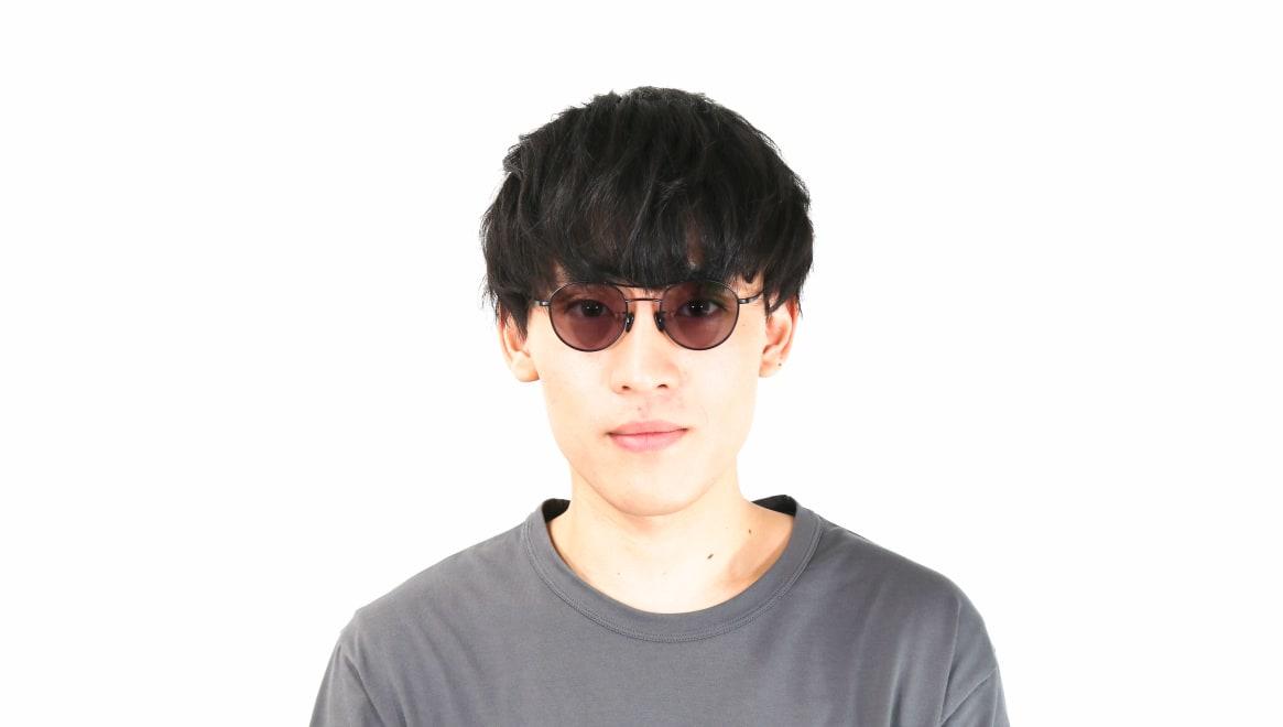 Oh My Glasses TOKYO Patrick omg-087-1-47-sun [メタル/鯖江産/ボストン]  5