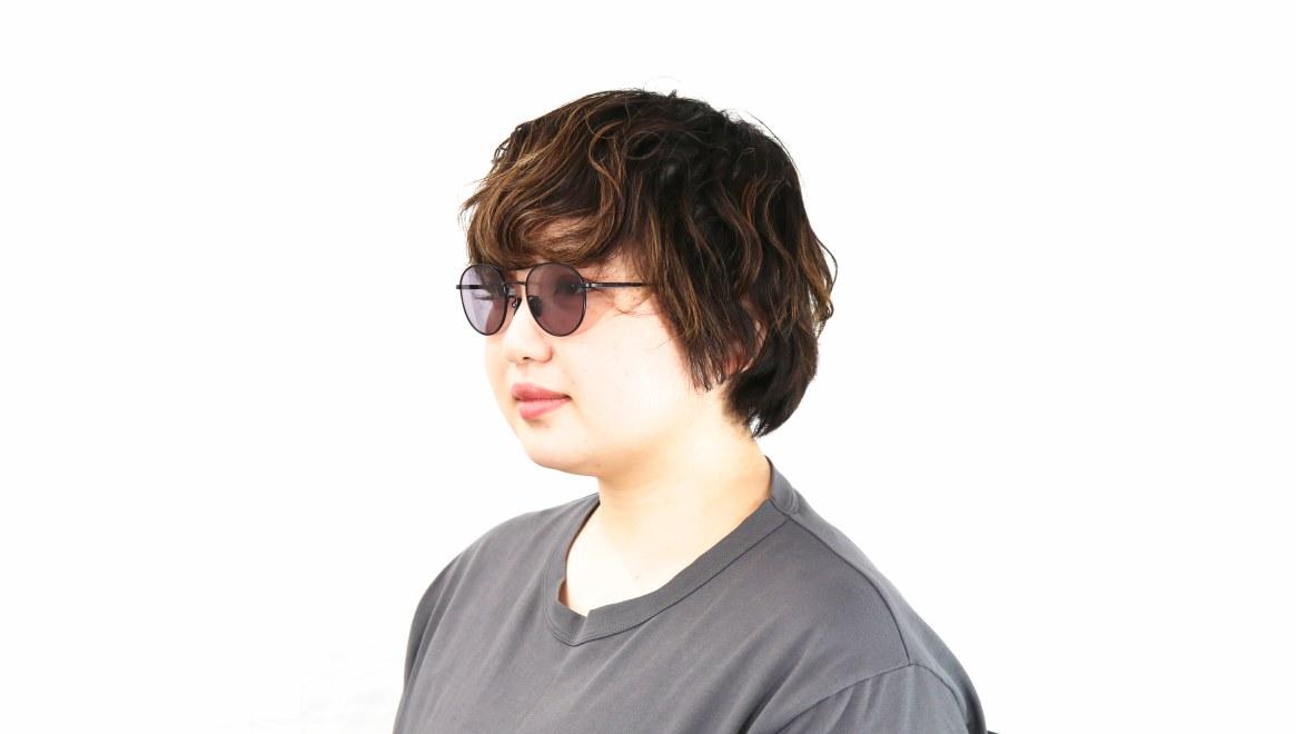 Oh My Glasses TOKYO Patrick omg-087-1-47-sun [メタル/鯖江産/ボストン]  8