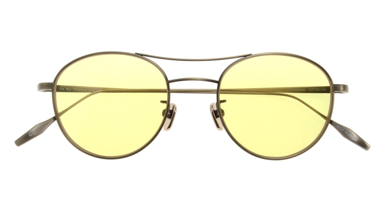 Oh My Glasses TOKYO Patrick omg-087-2-47-sun [メタル/鯖江産/ボストン]  3