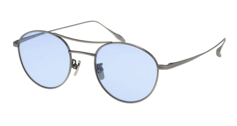 Oh My Glasses TOKYO Patrick omg-087-3-47-sun [メタル/鯖江産/ボストン]