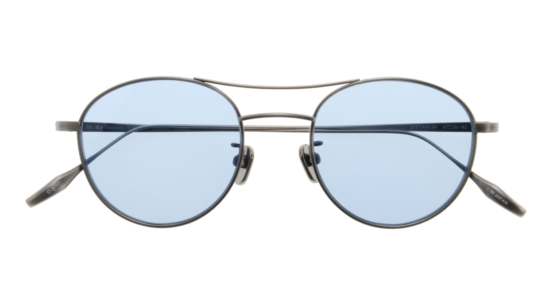 Oh My Glasses TOKYO Patrick omg-087-3-47-sun [メタル/鯖江産/ボストン]  3