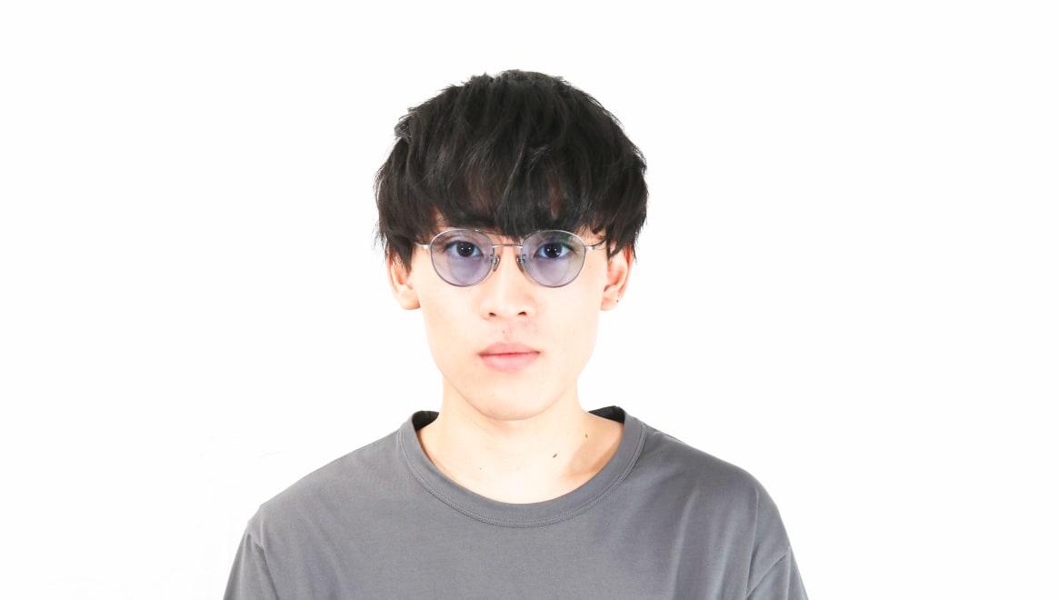 Oh My Glasses TOKYO Patrick omg-087-3-47-sun [メタル/鯖江産/ボストン]  5