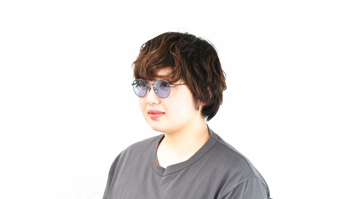 Oh My Glasses TOKYO Patrick omg-087-3-47-sun [メタル/鯖江産/ボストン]  8