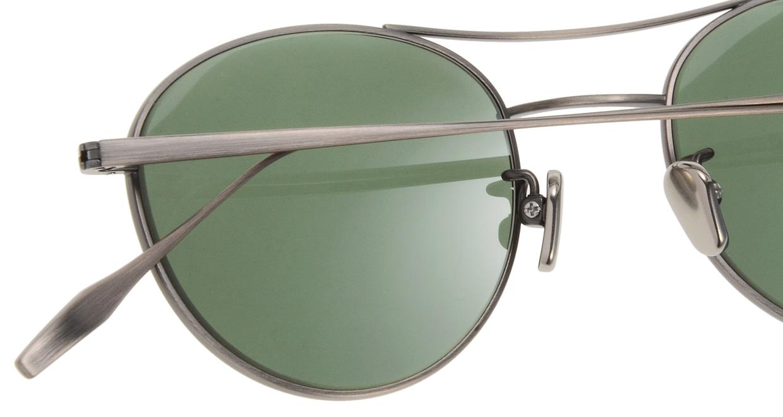 Oh My Glasses TOKYO Patrick omg-087-4-47-sun [メタル/鯖江産/ボストン]  4
