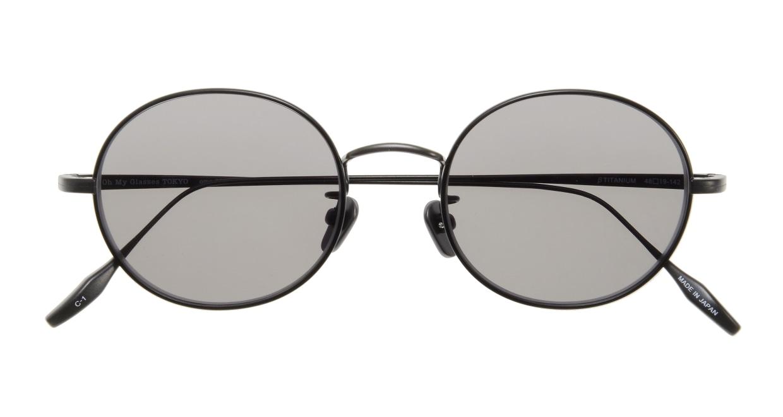 Oh My Glasses TOKYO Lia omg-088-1-48-sun [メタル/鯖江産/ラウンド]  3