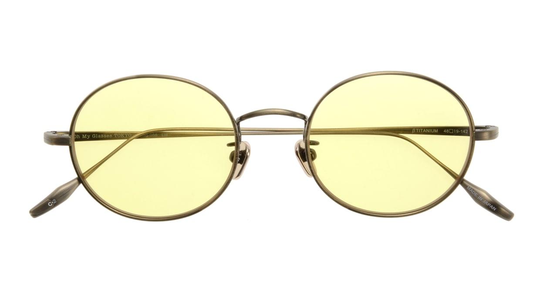 Oh My Glasses TOKYO Lia omg-088-2-48-sun [メタル/鯖江産/ラウンド]  3