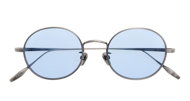 Oh My Glasses TOKYO Lia omg-088-3-48-sun [メタル/鯖江産/ラウンド]  3